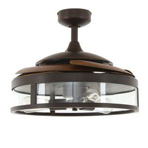 """FANAWAY CLASSIC 212925 Reverzní stropní ventilátor 48"""" s osvětlením ventilatorshop.cz"""