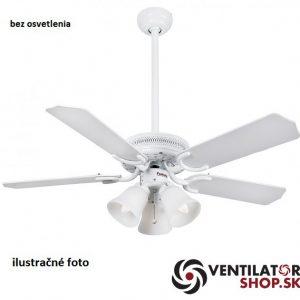 """VIENNA 114895 Stropný ventilátor bez osvetlenia 42"""" ventilatorshop.sk"""