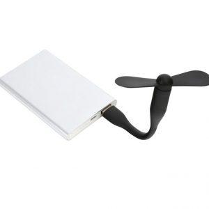 OMEGA USB VENTILÁTOR 3,5″ OUFU 43442, ČERNÁ ventilatorhop.cz