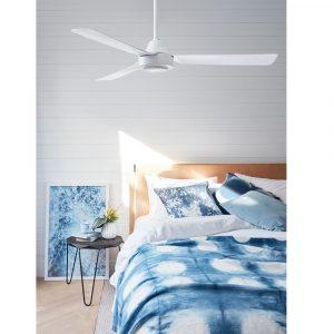 "BEACON BAYSIDE CALYPSO 213015 48"" biela/biela Reverzný stropný ventilátor"