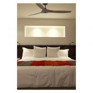 """FARO MOREA 33511 60"""" hnedá/tmavé drevo Reverzný stropný ventilátor"""